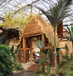 湖州德清大型原生态园林酒店