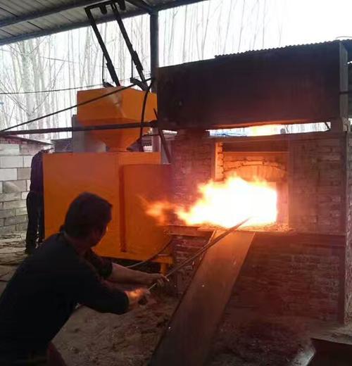 西安生物质燃烧机