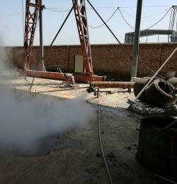 银川生物质蒸汽锅炉