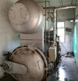 宁夏生物质蒸汽锅炉